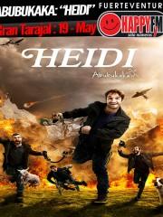 "Abubukaka presenta ""Heidi"" en Gran Tarajal"
