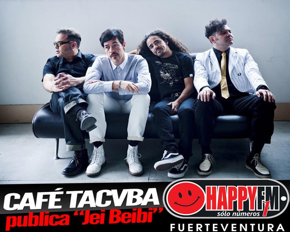 Café Tacvba publica nuevo disco