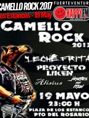 Camello Rock 2017 en Los Estancos