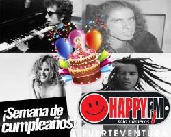 ¡Esta semana cumplen años Bob Dylan, Lenny Kravitz, Klaus Meine y Kylie Minogue!