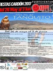 Fiestas en Honor a Nuestra Señora del Tanquito en Cardón (del 26 de Mayo al 3 de Junio)