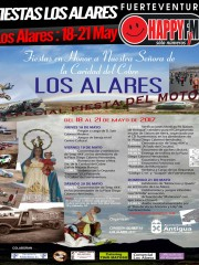 Fiestas en Honor a Nuestra Señora de la Caridad del Cobre en Los Alares 2017 (del 18 al 21 Mayo)