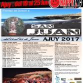 Fiestas en Honor a San Juan en Ajuy 2017 (del 19 al 25 de Junio)