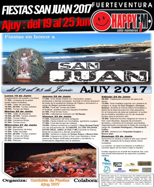 fiestassanjuan_ajuy2017_happyfmfuerteventura