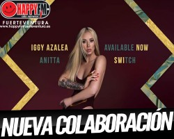 "Iggy Azalea ft Anitta presentan ""Switch"""