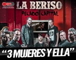 Andrés Calamaro colabora en el nuevo single de La Beriso