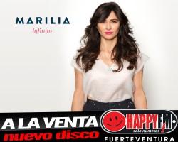 A la venta el nuevo disco de Marilia