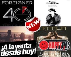 Novedades discográficas