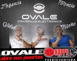 (fotos) Hoy abre sus puertas Ovale Fuerteventura, tienda de cigarrillo electrónico