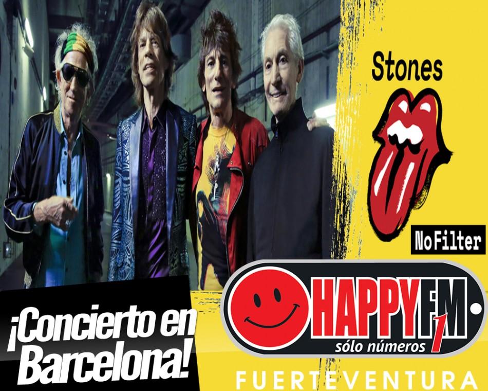 Concierto The Rolling Stones en Barcelona