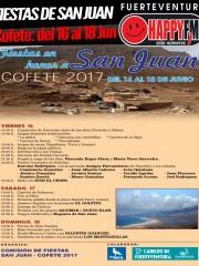 Fiestas de San Juan en Cofete (del 16 al 18 de Junio)