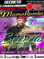 Concierto de Dembow y Reggaeton con Secreto El Famoso Biberón