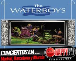 Llegan a España de concierto The Waterboys