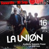La Unión en concierto en Tenerife