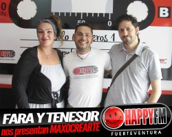 """Farah y Tenesor nos presentan Leyendas del Rock"""" y Maxocrearte"""