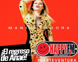 """""""Manipuladora"""", el single de regreso de Anaé"""