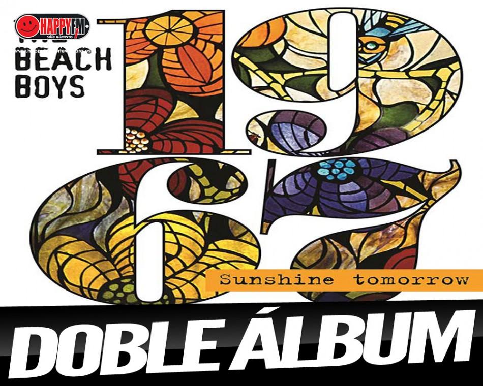 Llega el álbum doble de The Beach Boys