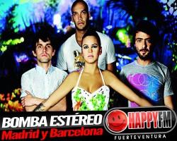 Bomba Estéreo anuncia conciertos en nuestro país