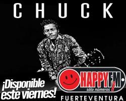 """""""Chuck"""", el primer disco de Chuck Berry en 40 años"""