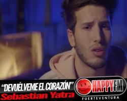"""Sebastian Yatra sorprende con """"Devuélveme El Corazón"""""""