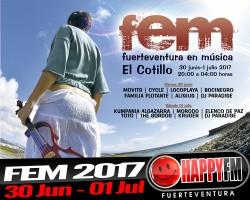 Presentado el cartel del Fuerteventura En Música 2017