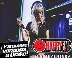"""Paramore versiona el éxito de Drake """"Paasionfruit"""""""