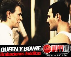 Existen grabaciones inéditas de Queen y David Bowie según Brian May