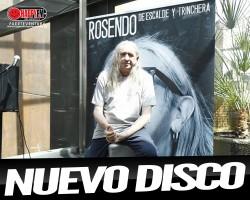 """""""De Escalde Y Trinchera"""" es el nuevo disco de Rosendo"""