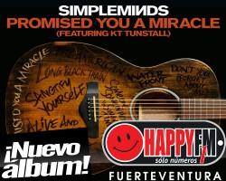 Nuevo álbum de Simple Minds