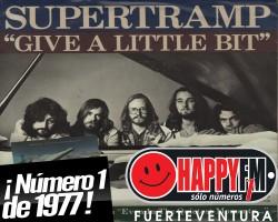 "Recordamos ""Give A Little Bit"", un número 1 de 1977"