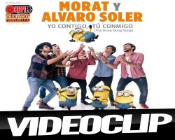 """Álvaro Soler y Morat estrenan el videoclip de """"Yo Contigo, Tú Conmigo"""""""
