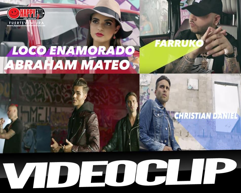 """Abraham Mateo, """"Loco Enamorado"""" en su nuevo videoclip"""