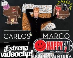 """Carlos Marco estrena el videoclip para """"When The Mind Wanders"""""""