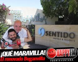 Despiértate Happy en directo desde el Hotel Buganvilla