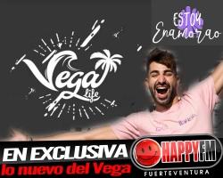 """En exclusiva en Happy FM Fuerteventura """"Estoy Enamorao"""", lo nuevo de Adrián El Vega"""