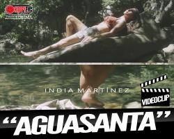 "India Martínez presenta el videoclip de ""Aguasanta"""