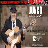 Concierto de Junco en Valles De Ortega