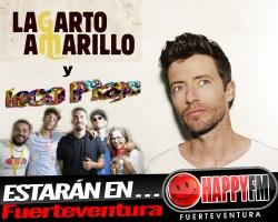 Lagarto Amarillo y Locoplaya estarán de concierto en Fuerteventura
