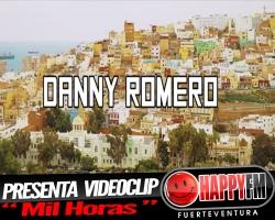 """Danny Romero estrena el videoclip para """"Mil Horas"""""""