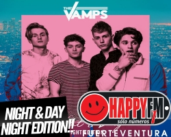 "The Vamps publican ""Night & Day"" (Night Edition)"