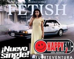 """""""Fetish"""" es lo nuevo de Selena Gómez"""