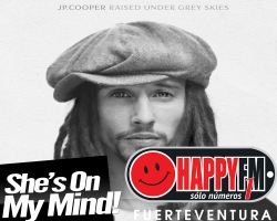 "JP Cooper estrena ""She's On My Mind"""