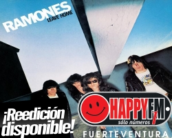 "The Ramones reedita ""Leave Home"""