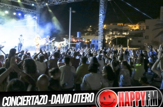 (fotos) Concierto de David Otero en La Playa de la Cebada 2017