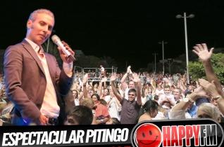 Conciertazo de David Otero Y Pitingo en la Playa de la Cebada 2017