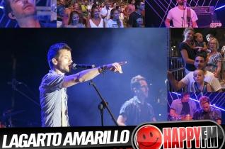 (fotos) Concierto de Lagarto Amarillo – Semana Cultural Playa de la Cebada 2017