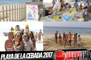 XXIII Edición Semana Cultural Playa de la Cebada 2017 Lunes y martes