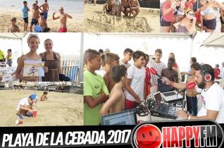 (fotos) Semana Cultural Playa de la Cebada 2017 – 22 Agosto