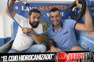 (fotos) Despiértate Happy directo desde Hidrocanin