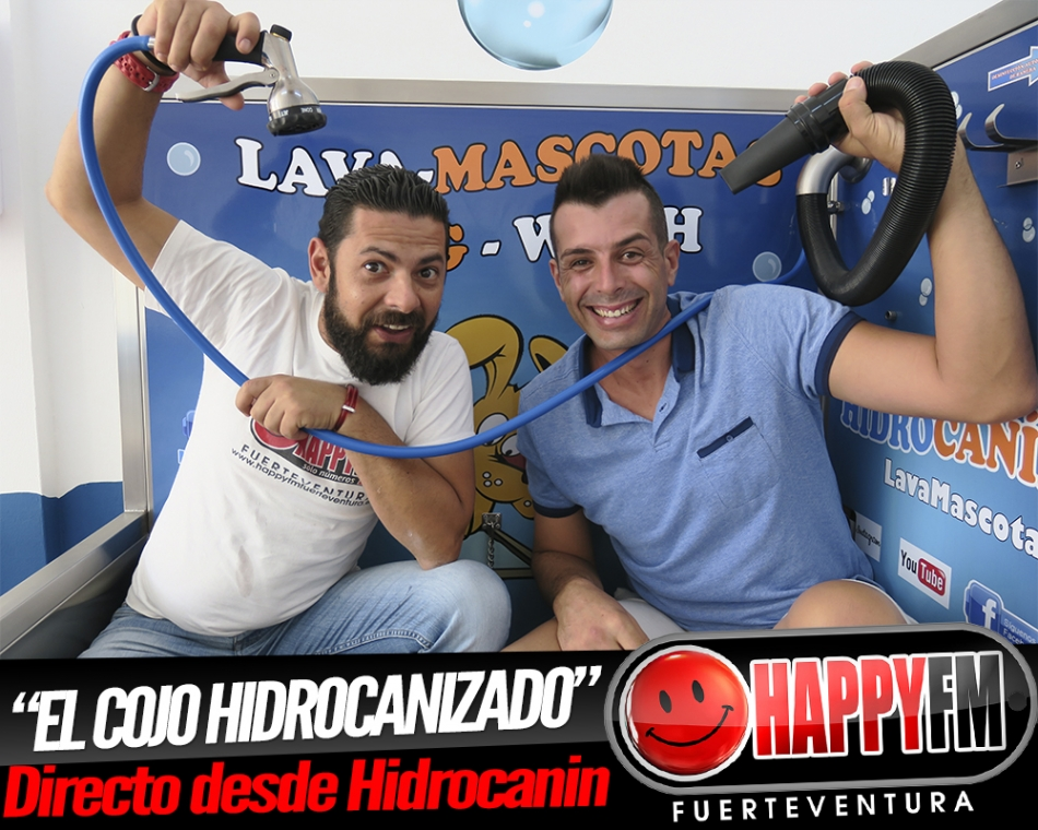 Directo Despiértate Happy desde Hidrocanin